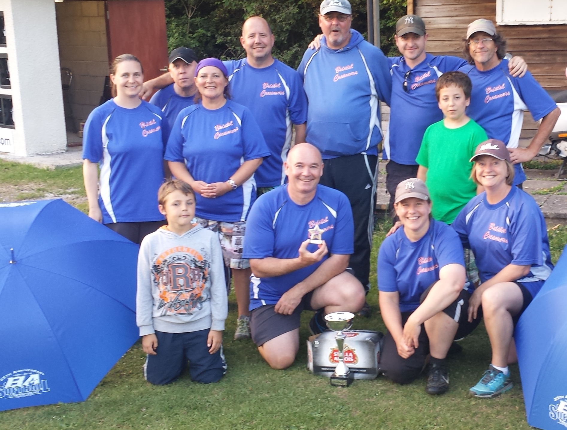 Bristol Creamers win the the C grade Cup title at The BA tournament on June 14/15th . Having dropped their first game on the Sunday against the Wildcats when […]